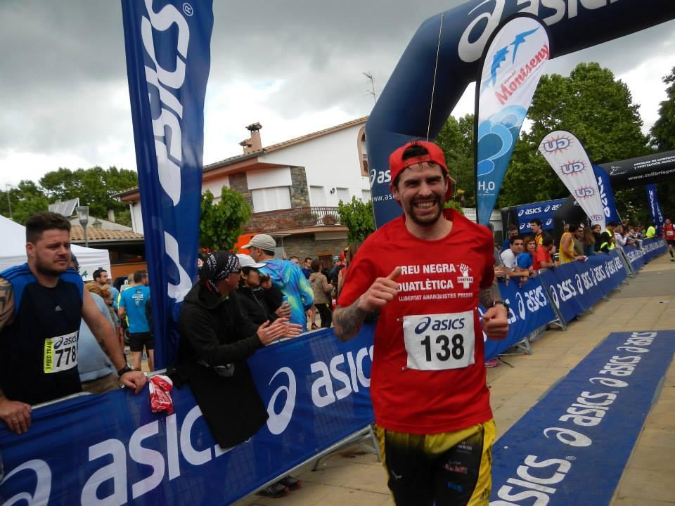 asics trail race