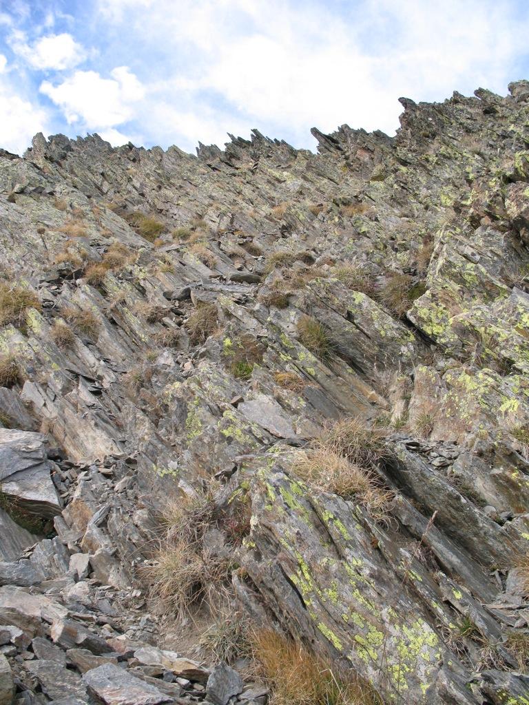 Les últimes roques.